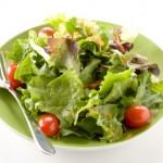 Salate genießen