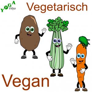 vegetarisch vegan
